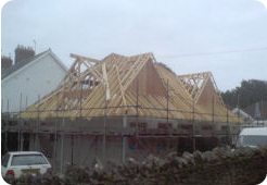 Building work - Cardiff, Wales - Kalinka Carpentry - roofing