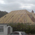 Bespoke carpentry - Bridgend, Mid Glamorgan - Kalinka Carpentry - roof
