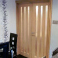 Natural wood - Cardiff, Wales - Kalinka Carpentry - door